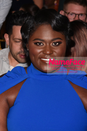 Christian Siriano Runway Show NYFW Danielle Brooks - NameFace Photo Agency New York City - hello@nameface.com - nameface.com - Photo by Daniela Kirsch