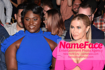 Christian Siriano Runway Show NYFW Danielle Brooks and Carmen Electra - NameFace Photo Agency New York City - hello@nameface.com - nameface.com - Photo by Daniela Kirsch