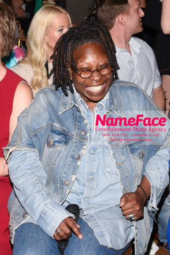 Christian Siriano Runway Show NYFW Whoopi Goldberg - NameFace Photo Agency New York City - hello@nameface.com - nameface.com - Photo by Daniela Kirsch