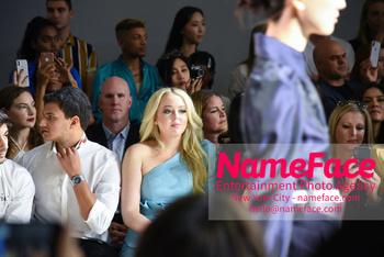 Taoray Wang Runway Show NYFW Arrivals Tiffany Trump - NameFace Photo Agency New York City - hello@nameface.com - nameface.com - Photo by Daniela Kirsch