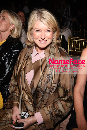 Dennis Basso NYFW with Mary J. Blige Martha Stewart - NameFace Photo Agency New York City - hello@nameface.com - nameface.com - Photo by Daniela Kirsch
