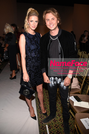 Dennis Basso NYFW with Mary J. Blige Nicky Hilton and Jonathan Cheban - NameFace Photo Agency New York City - hello@nameface.com - nameface.com - Photo by Daniela Kirsch