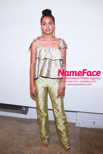 Cynthia Rowley NYFW Runway Show on Skates Sofia Wylie - NameFace Photo Agency New York City - hello@nameface.com - nameface.com - Photo by Daniela Kirsch