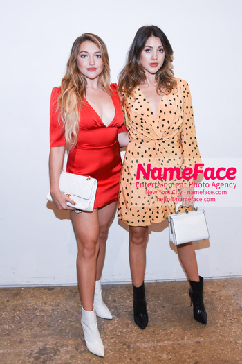 Cynthia Rowley NYFW Runway Show on Skates Guest and Jillian Jacqueline - NameFace Photo Agency New York City - hello@nameface.com - nameface.com - Photo by Daniela Kirsch