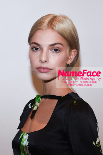 Cynthia Rowley NYFW Runway Show on Skates Kit Keenan - daughter of Cynthia Rowley - - NameFace Photo Agency New York City - hello@nameface.com - nameface.com - Photo by Daniela Kirsch