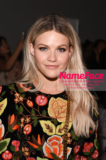 Naeem Khan Runway Fashion Show Front Row Witney Carson - NameFace Photo Agency New York City - hello@nameface.com - nameface.com - Photo by Daniela Kirsch
