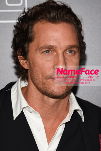 Matthew McConaughey - The New York Special Screening Of 'White Boy Rick' Matthew McConaughey - NameFace Photo Agency New York City - hello@nameface.com - nameface.com - Photo by Daniela Kirsch