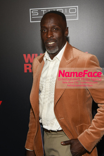 Matthew McConaughey - The New York Special Screening Of 'White Boy Rick' Michael Kenneth Williams - NameFace Photo Agency New York City - hello@nameface.com - nameface.com - Photo by Daniela Kirsch