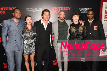 Matthew McConaughey - The New York Special Screening Of 'White Boy Rick' Richie Merritt,, Bel Powley, Matthew McConaughey, Yann Demange and Richie Merritt - NameFace Photo Agency New York City - hello@nameface.com - nameface.com - Photo by Daniela Kirsch