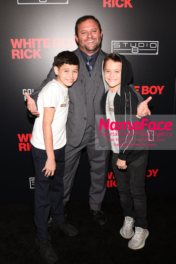 Matthew McConaughey - The New York Special Screening Of 'White Boy Rick' Scott Franklin - NameFace Photo Agency New York City - hello@nameface.com - nameface.com - Photo by Daniela Kirsch