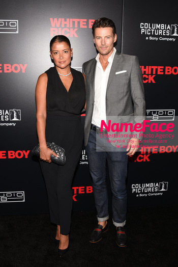 Matthew McConaughey - The New York Special Screening Of 'White Boy Rick' Keytt Lundqvist and Alex Lundqvist - NameFace Photo Agency New York City - hello@nameface.com - nameface.com - Photo by Daniela Kirsch