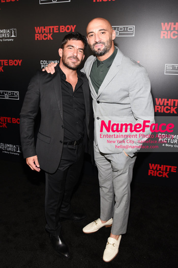 Matthew McConaughey - The New York Special Screening Of 'White Boy Rick' Yann Demange - NameFace Photo Agency New York City - hello@nameface.com - nameface.com - Photo by Daniela Kirsch
