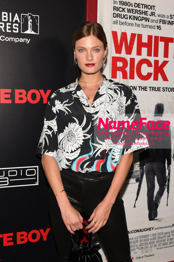 Matthew McConaughey - The New York Special Screening Of 'White Boy Rick' Constance Jablonski - NameFace Photo Agency New York City - hello@nameface.com - nameface.com - Photo by Daniela Kirsch