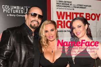 Matthew McConaughey - The New York Special Screening Of 'White Boy Rick' Ice-T, Coco Austin, sister of Coco Austin - NameFace Photo Agency New York City - hello@nameface.com - nameface.com - Photo by Daniela Kirsch