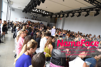 Arrivals Marcel Ostertag Runway Show NYFW Atmosphere - NameFace Photo Agency New York City - hello@nameface.com - nameface.com - Photo by Daniela Kirsch