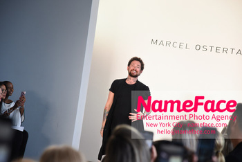 Arrivals Marcel Ostertag Runway Show NYFW Marcel Ostertag - NameFace Photo Agency New York City - hello@nameface.com - nameface.com - Photo by Daniela Kirsch