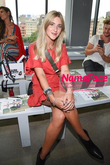 Arrivals Marcel Ostertag Runway Show NYFW Jacqueline Mikuta - NameFace Photo Agency New York City - hello@nameface.com - nameface.com - Photo by Daniela Kirsch