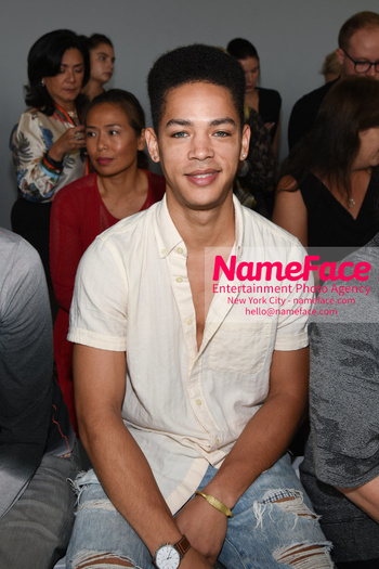 Arrivals Marcel Ostertag Runway Show NYFW Jeremy Carver - NameFace Photo Agency New York City - hello@nameface.com - nameface.com - Photo by Daniela Kirsch