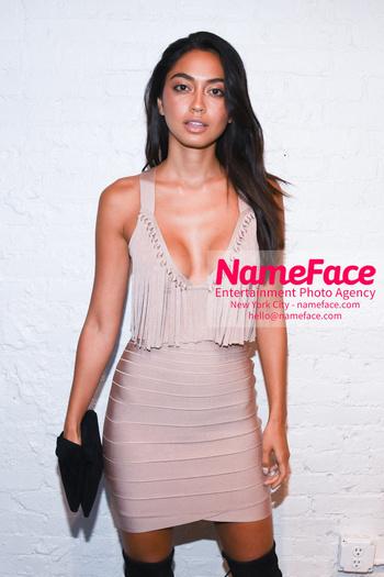 BCBG Soho Store Opening Party Ambra Battilana Guiterrez - NameFace Photo Agency New York City - hello@nameface.com - nameface.com - Photo by Daniela Kirsch