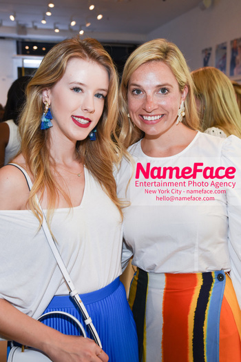 BCBG Soho Store Opening Party Emily Ariel Byrski and Maggie Tate - NameFace Photo Agency New York City - hello@nameface.com - nameface.com - Photo by Daniela Kirsch