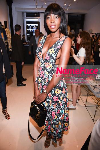 BCBG Soho Store Opening Party Michelle Tidor - NameFace Photo Agency New York City - hello@nameface.com - nameface.com - Photo by Daniela Kirsch