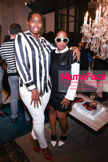 BCBG Soho Store Opening Party miss_dior_bia and miss_karriebaby - NameFace Photo Agency New York City - hello@nameface.com - nameface.com - Photo by Daniela Kirsch