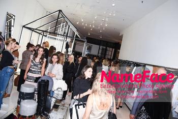 BCBG Soho Store Opening Party Atmosphere - NameFace Photo Agency New York City - hello@nameface.com - nameface.com - Photo by Daniela Kirsch