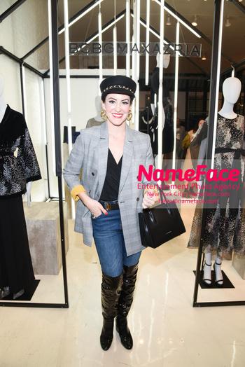 BCBG Soho Store Opening Party Leckie Roberts - NameFace Photo Agency New York City - hello@nameface.com - nameface.com - Photo by Daniela Kirsch