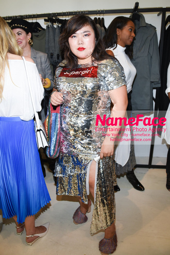 BCBG Soho Store Opening Party Scarlett Hao - NameFace Photo Agency New York City - hello@nameface.com - nameface.com - Photo by Daniela Kirsch