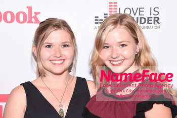TLC Give A Little Awards 2018 Hannah Loesch and Cailin Loesch - NameFace Photo Agency New York City - hello@nameface.com - nameface.com - Photo by Daniela Kirsch