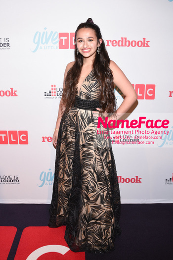TLC Give A Little Awards 2018 Jazz Jennings - NameFace Photo Agency New York City - hello@nameface.com - nameface.com - Photo by Daniela Kirsch