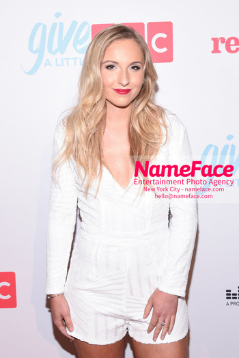 TLC Give A Little Awards 2018 Jessie Chris - NameFace Photo Agency New York City - hello@nameface.com - nameface.com - Photo by Daniela Kirsch