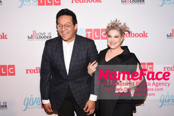 TLC Give A Little Awards 2018 Daniel Nguyen and Kelly Osbourne - NameFace Photo Agency New York City - hello@nameface.com - nameface.com - Photo by Daniela Kirsch