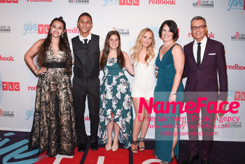 TLC Give A Little Awards 2018 Jazz Jennings, Jaylen Arnold, Carlee Grossman, Jessie Chris, Guest and Randy Fenoli - NameFace Photo Agency New York City - hello@nameface.com - nameface.com - Photo by Daniela Kirsch