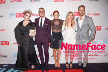 TLC Give A Little Awards 2018 Kelly Osbourne, Randy Fenoli, Brittany Snow, Jessie Chris and Derek Hough - NameFace Photo Agency New York City - hello@nameface.com - nameface.com - Photo by Daniela Kirsch