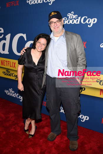 New York Premiere of Netflix Original Series The Good Cop Andy Breckman - NameFace Photo Agency New York City - hello@nameface.com - nameface.com - Photo by Daniela Kirsch