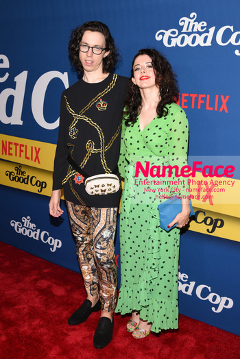 New York Premiere of Netflix Original Series The Good Cop Bill Kottkamp and Mary Neely - NameFace Photo Agency New York City - hello@nameface.com - nameface.com - Photo by Daniela Kirsch