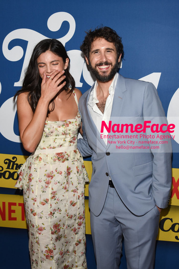 New York Premiere of Netflix Original Series The Good Cop Monica Barbaro and Josh Groban - NameFace Photo Agency New York City - hello@nameface.com - nameface.com - Photo by Daniela Kirsch