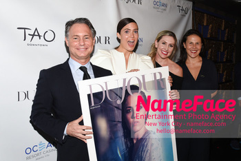 DuJour Magazine Celebrates The Fall Issue Jason Binn and Mandy Moore - NameFace Photo Agency New York City - hello@nameface.com - nameface.com - Photo by Daniela Kirsch