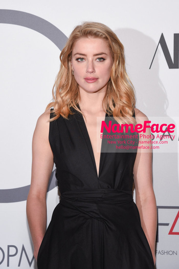 Fashion 4 Development's 8th Annual Official First Ladies Luncheon Amber Heard - NameFace Photo Agency New York City - hello@nameface.com - nameface.com - Photo by Daniela Kirsch