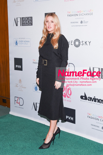 Fashion 4 Development's 8th Annual Official First Ladies Luncheon Ellie Goulding - NameFace Photo Agency New York City - hello@nameface.com - nameface.com - Photo by Daniela Kirsch