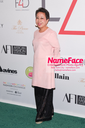 Fashion 4 Development's 8th Annual Official First Ladies Luncheon First Lady of China Peng Liyuan - NameFace Photo Agency New York City - hello@nameface.com - nameface.com - Photo by Daniela Kirsch