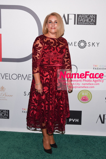 Fashion 4 Development's 8th Annual Official First Ladies Luncheon First Lady of Kosovo Lumnije Thaci - NameFace Photo Agency New York City - hello@nameface.com - nameface.com - Photo by Daniela Kirsch