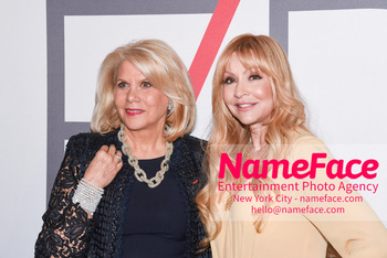 Fashion 4 Development's 8th Annual Official First Ladies Luncheon Francine LeFrak and Evie Evangelou - NameFace Photo Agency New York City - hello@nameface.com - nameface.com - Photo by Daniela Kirsch