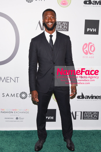 Fashion 4 Development's 8th Annual Official First Ladies Luncheon Aldis Hodge - NameFace Photo Agency New York City - hello@nameface.com - nameface.com - Photo by Daniela Kirsch