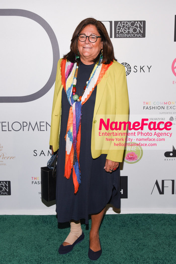 Fashion 4 Development's 8th Annual Official First Ladies Luncheon Fern Mallis - NameFace Photo Agency New York City - hello@nameface.com - nameface.com - Photo by Daniela Kirsch