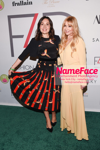 Fashion 4 Development's 8th Annual Official First Ladies Luncheon abiola Beracasa Beckman and Evie Evangelou - NameFace Photo Agency New York City - hello@nameface.com - nameface.com - Photo by Daniela Kirsch