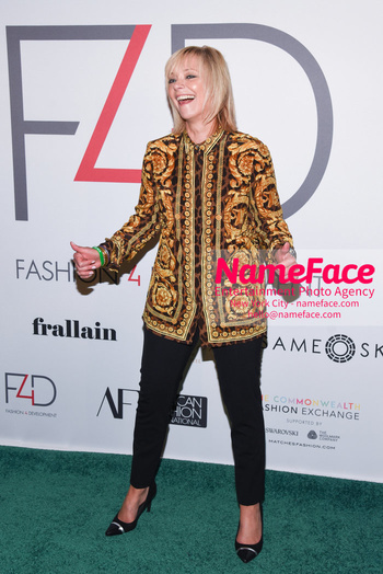 Fashion 4 Development's 8th Annual Official First Ladies Luncheon Avril Graham - NameFace Photo Agency New York City - hello@nameface.com - nameface.com - Photo by Daniela Kirsch
