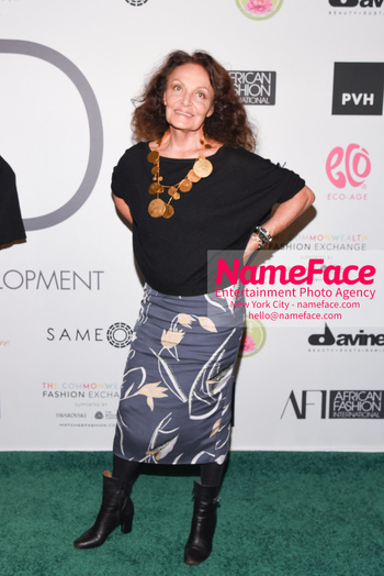 Fashion 4 Development's 8th Annual Official First Ladies Luncheon Diane von Furstenberg - NameFace Photo Agency New York City - hello@nameface.com - nameface.com - Photo by Daniela Kirsch