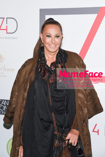 Fashion 4 Development's 8th Annual Official First Ladies Luncheon Donna Karan - NameFace Photo Agency New York City - hello@nameface.com - nameface.com - Photo by Daniela Kirsch